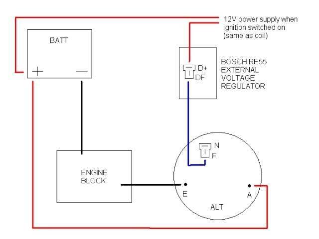 charging system issue - Electrical systems - AuszcarDatsun 240z 260z | Auszcar